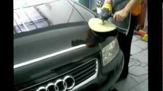 ESPELHAMENTO 3M - ELITE Estética Automotiva - Audi A3
