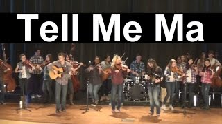 Irish Fiddle Fetish & The Willis Clan - Tell Me Ma