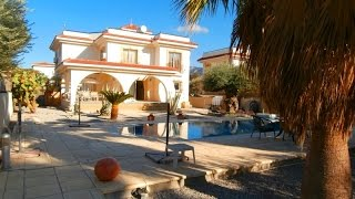 IMMACULATE 3 BED VILLA WITH POOL & FULL DEEDS CATALKOY, KYRENIA £119,950 REF NUMBER HP1633-KF
