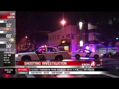 Police Investigating an Early Morning Restaurant Shooting