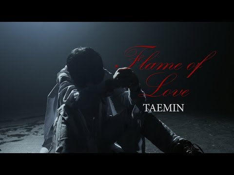 TAEMIN - Flame Of Love Cover