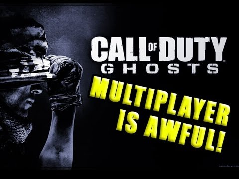 COD GHOSTS...WORST MP EVER!? Max Reviews COD Ghosts Multiplayer