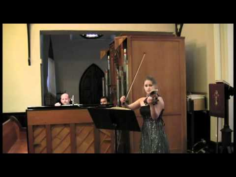 Mozart Sonata in G Major for Piano and Violin