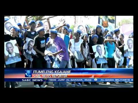 Ian Khama has been inaugurated