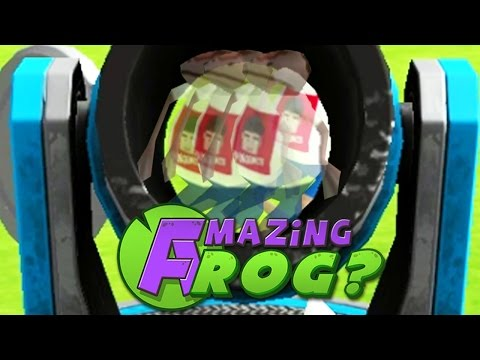 CRAZIEST GLITCH IN THE GAME - Amazing Frog - Part 75 | Pungence