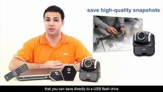 HVC330 HD Video Conferencing System Introduction Video