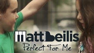 Download Lagu Matt Beilis - Perfect For Me (Official Video) Gratis STAFABAND