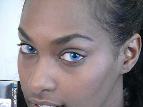Sapphire Color Eyes York True Sapphire Colored