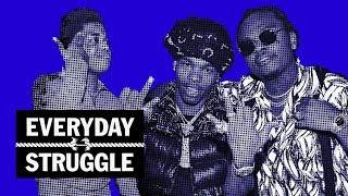 Gunna & Lil Baby 'Drip Harder' Anticipation, Kodak Update, Drake v K.Dot Classics| Everyday Struggle