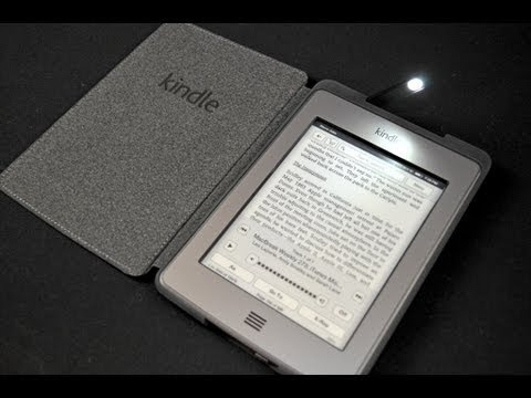 Amazon Kindle Touch Lighted Cover: Review