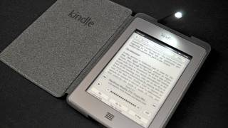 Amazon Kindle Touch Lighted Cover_ Review