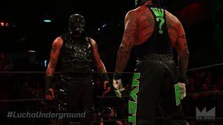 Lucha Underground 9/7/16: Pentagon Dark vs Rey Mysterio Jr.