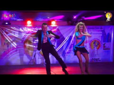 Johnny Vazquez & Anna Zidaru Salsa Show | 1.EIDC