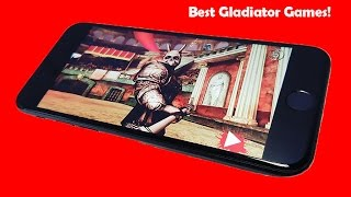 Top 5 Best Gladiator Style Games for Iphone 7 / Iphone 7 Plus - Fliptroniks.com