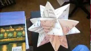 Learn How To Make An Origami Star With Ryan Marshall