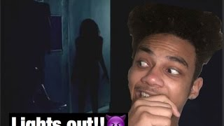 Lights Out Prank On My Girlfriend