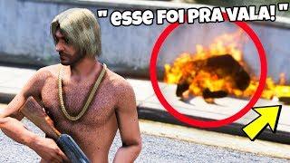 GTA V: Vida do Crime | VINGANÇA a SANGUE FRIO ! EP#50 . Gameplay M2