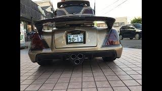 トリプルサウンド 三本マフラー 2002 HONDA GOLDWING1800 TRAIKE HONDA GL1800 TRAIKE 名古屋 愛知県 ゴードン外装