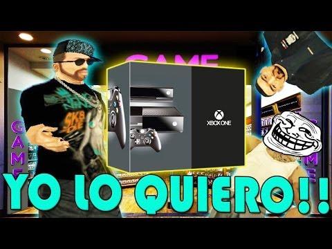 GTA San Andreas - CJ Roba el Xbox One - Loquendo.