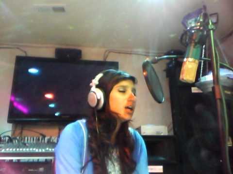*Sana* Singing Sun Mere Mehboob Sun By Nazia Hassan