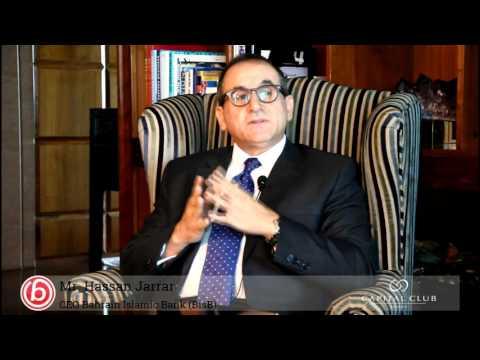 HASSAN JARAR - CEO Bahrain Islamic Bank (BisB)