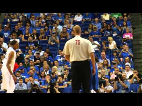 Kentucky Basketball Alumni Game Highlights