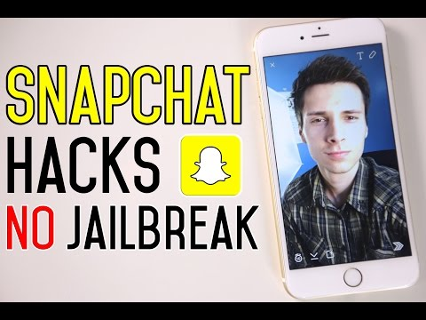 Snapchat Hacks 2015 - Send Unlimited Video & Text + Secret Screenshots No Jailbreak