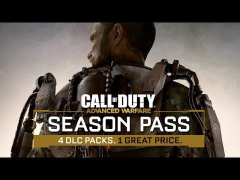 Official Call of Duty®: Advanced Warfare - Season Pass Trailer [UK]