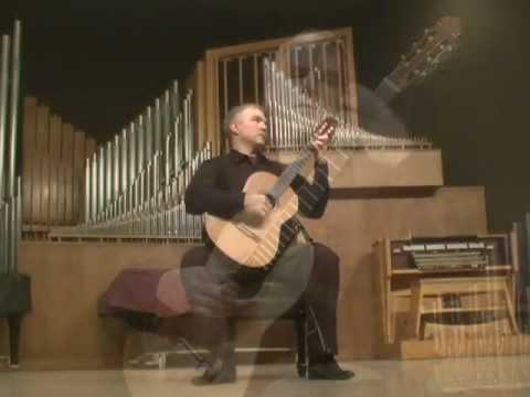 Dionisio Aguado- Andante and Rondo, Op.2, No.2- Michael LeFevre, guitar
