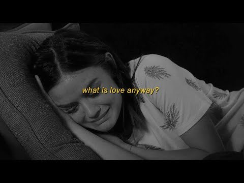 What is love anyway?