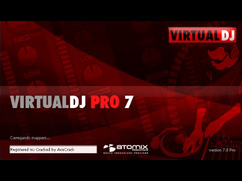 Virtual Dj Pro 7.4 [Descargar] [MEGA]