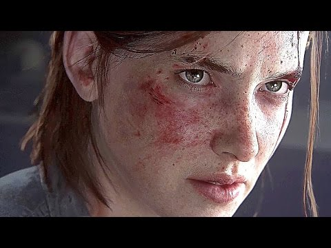 THE LAST OF US 2 Trailer (2018) PS4