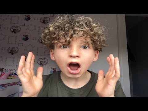 I GOT A PERM! *NEW HAIRSTYLE*