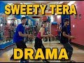 Sweety Tera Drama Bareilly Ki Barfi Desire Dance Fitness Academy mp3