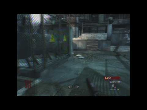 Nazi zombie Der riese round skip glitch (Tut is in video as annotations)