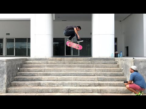 My City - Merida, Yucatan, Mexico - Michael Scott | Volcom Skate