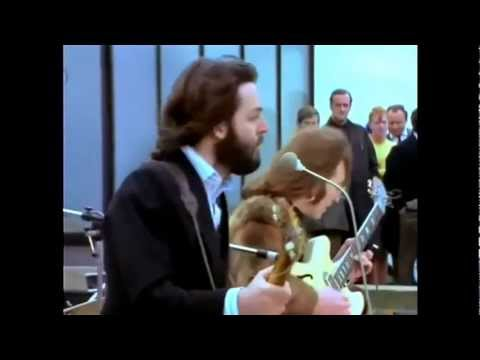 The Beatles Get Back (Live) [HD]