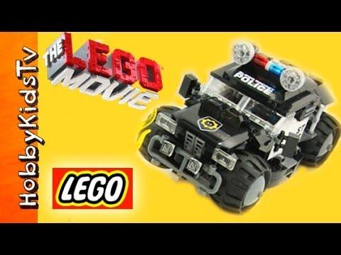 Police Car Lego The Lego Movie Police Car