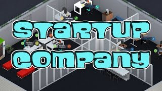 Research and Marketing! - Startup Company Part 3 Gameplay