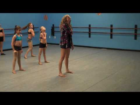 Jr. Preteen Contemporary DFC Camp Class