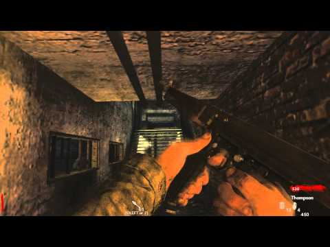 Call of Duty World at War - All Guns Pack A Punched - Der Riese