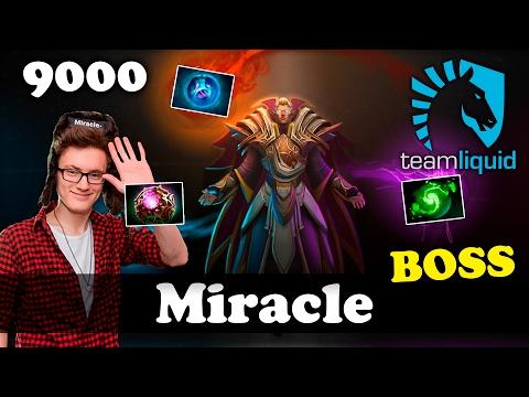Miracle Invoker GOD 29-0 | 9000 MMR Dota 2
