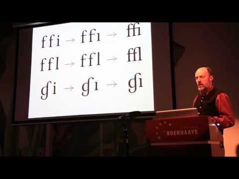 John Hudson on 'The Brill' Typeface
