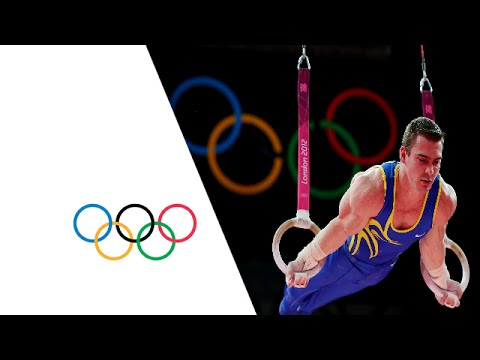 Arthur Nabarrete Zanetti Wins Men's Artistic Rings Gold    London 2012 Olympics