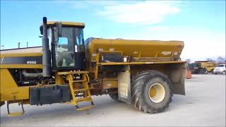 2006 Ag-Chem TerraGator 6103 self-propelled applicator | no-reserve auction December 27, 2017