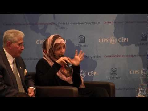 Women and the Struggle for Peace and Justice in the Arab World