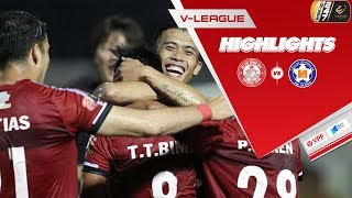 Đánh bại Đà Nẵng trong trận cầu có 5 bàn thắng, TP. HCM củng cố vững chắc ngôi đầu   VPF Media