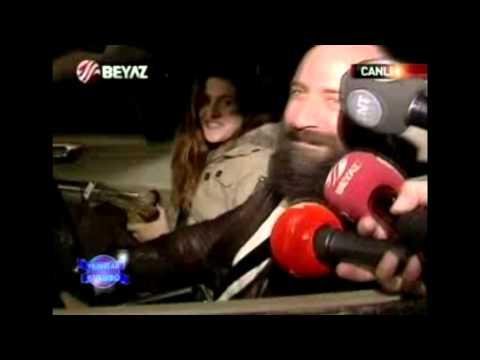 Halit Ergenç & Bergüzar Korel - Beyaz Tv Türkey (Yıldızlar Kulübü) - 14.01.2012