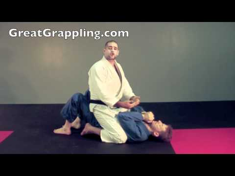 Mount Submission Cross Collar Choke Image 1
