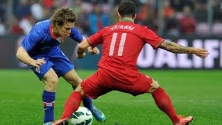 Alen Halilovic vs Portugal